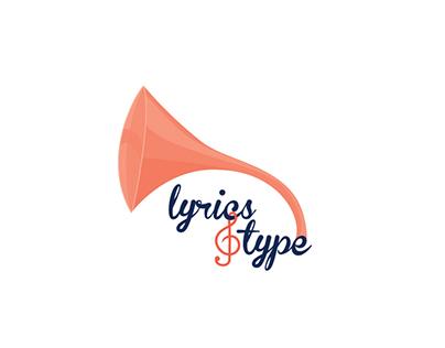 Lyrics & Type
