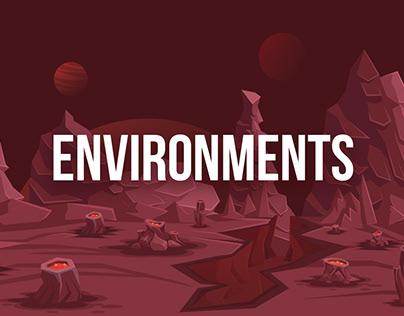 Environments - vol.I - Game Art