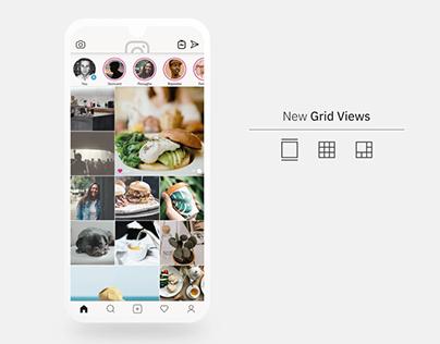 🤳 Instagram Redesign Challenge