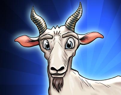 Goat (Illustration & Digital Art)