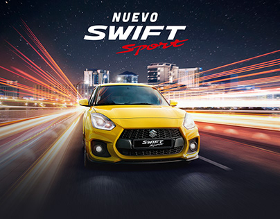 Nuevo Swift Sport / Suzuki