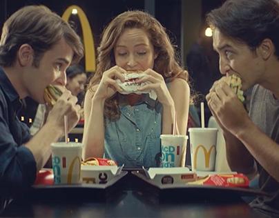 McDonald's - Big Mac 3 size