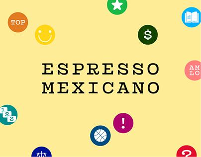 Espresso Mexicano