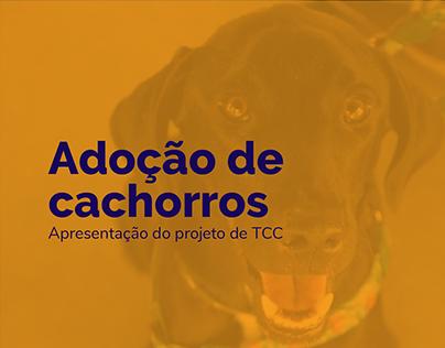 Projeto de TCC - Adoção de Cachorros