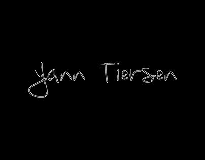 Yann Tiersen   Sound Visualization