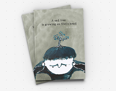 2019   A Sad Tree Is Growing On Niel's Head