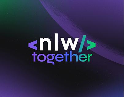 NLW Together / Rocketseat - Identidade visual