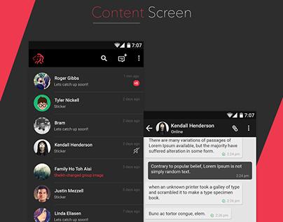 Mara Chat - Android