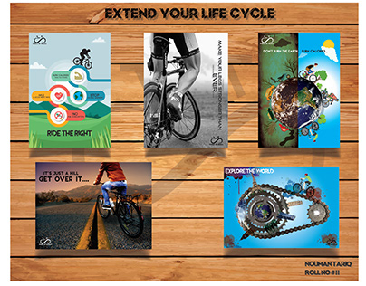 Campaign Design on Cycling