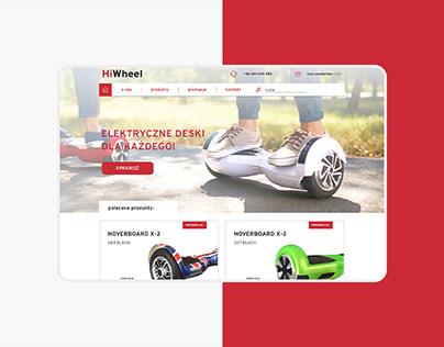 HiWheel online shop