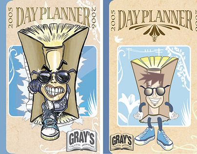 Day Planner Covers