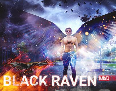 Marvel - Black Raven