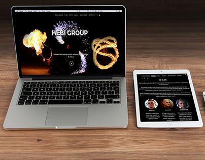 Identyfikacja wizualna HEBI GROUP