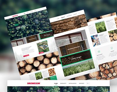 DREWEXIM - Website
