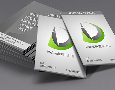 Rebranding Imagination Design