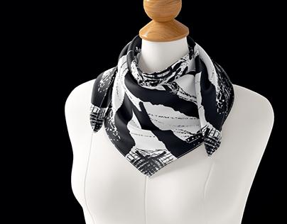Bandana Diseño Textil