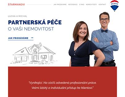 Tvorba webu - Štarmanovi (2019)