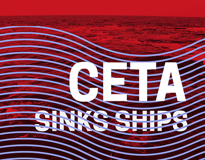 Client Work: CETA Sinks Ships