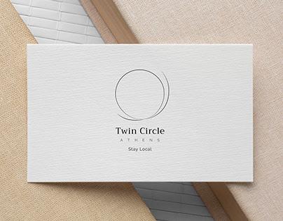 Twin Circle Branding / Logo variations