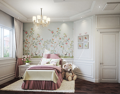 Villa Children Room