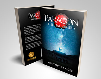 Paragon III - Book Cover