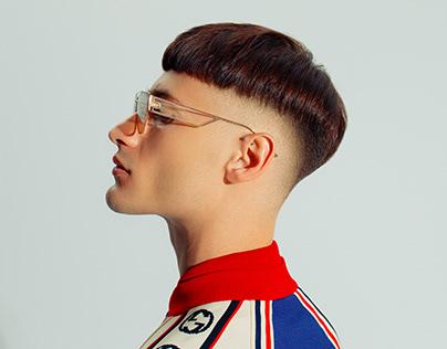 DANIEL WRUBLEWSKI Hair style Book