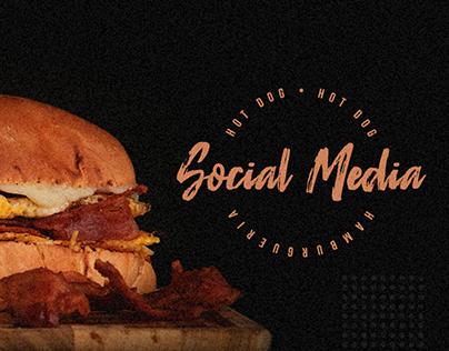 Social Media | Hot Dog