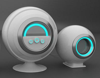 3d modeling speaker