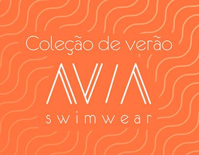 Campanha | Coleção de verão AVIA Swimwear