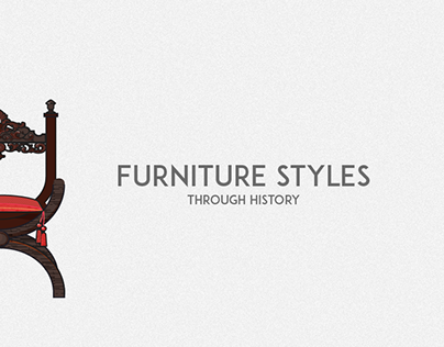 Furniture styles through history