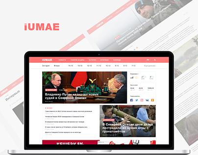 Web Iumae