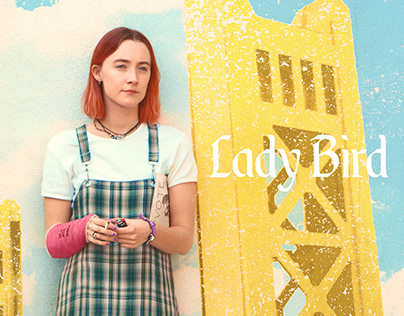 Lady Bird - Key Art