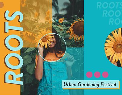 Roots Festival Branding