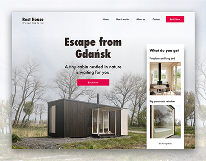 Tiny house website
