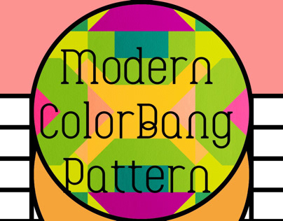 ColorBang Pattern background