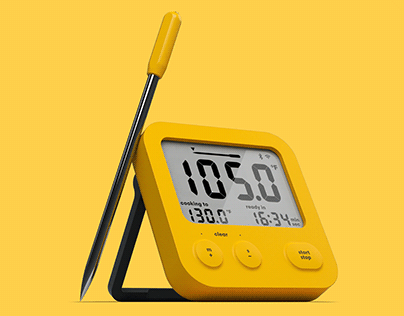 Combustion Inc. Wireless Thermometer & Timer