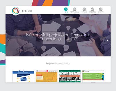 NUTE - Núcleo Multiprojetos de Tecnologia Educacional