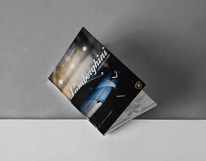 Lamborghini Concept Catalog