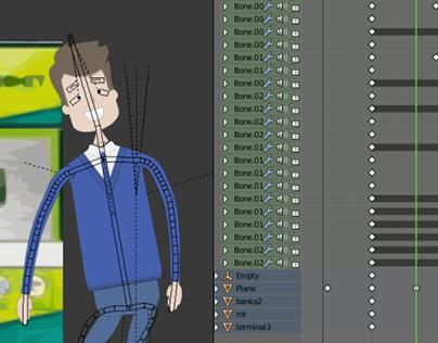 2d animation instruction