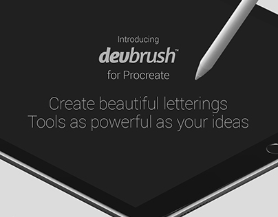 DevBrush™ for Procreate