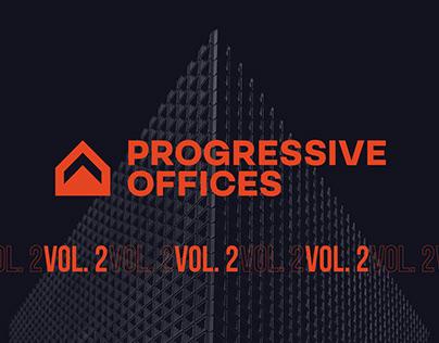 Progressive Offices - Web Design