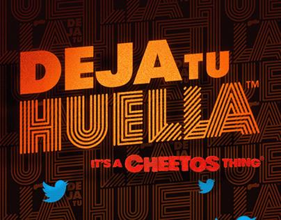 Cheetos | Deja Tu Huella
