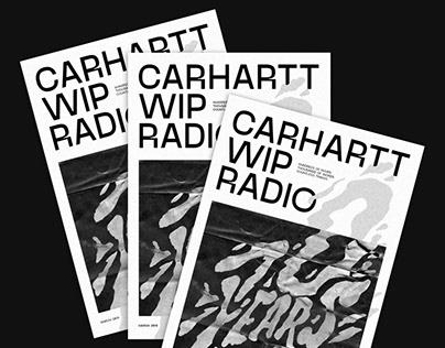 Carhartt WIP Radio