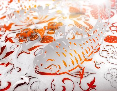 SONY CHANNEL / LUNAR NEW YEAR 2015 / IDENT