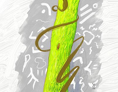 Didgeridoo and Ants