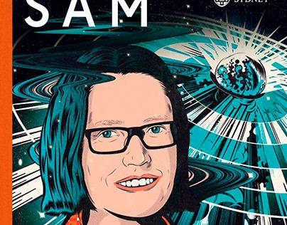 Tara Murphy + Gravitational Waves (SAM, April 2018)