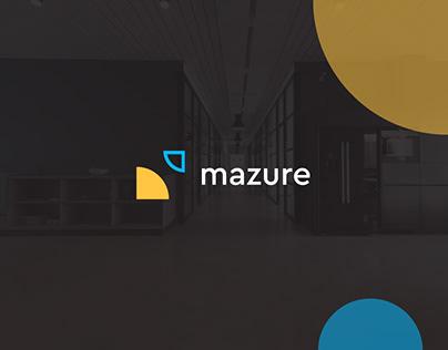 M Branding Identity Logo - Logo Design - Logo folio
