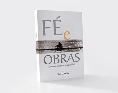 Capa do livro Fé e Obras