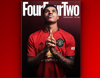 Marcus Rashford | Four Four Two