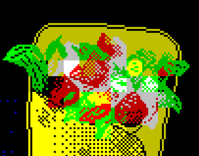 Shawarma for ZX-Spectrum